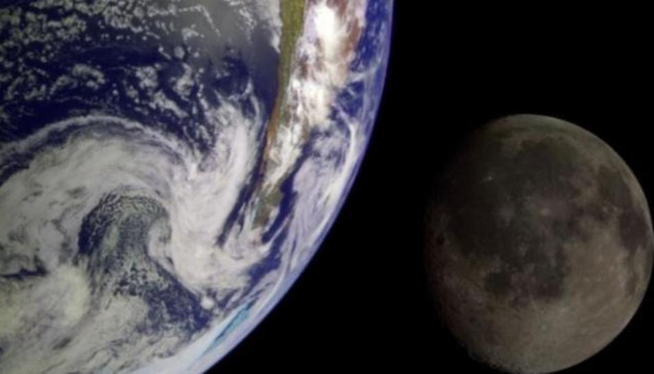 El planeta Terra.