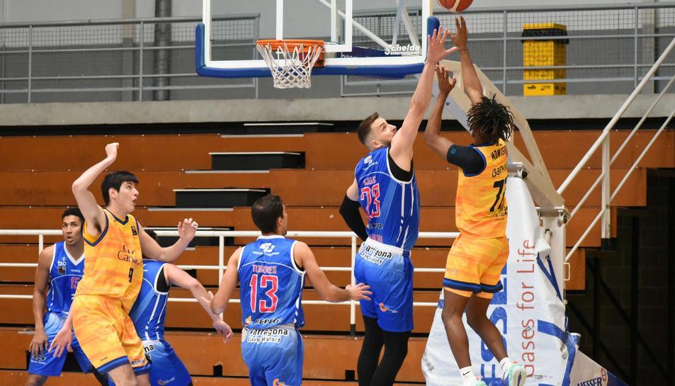 El CBT cau a casa contra el Gran Canaria (70-80)
