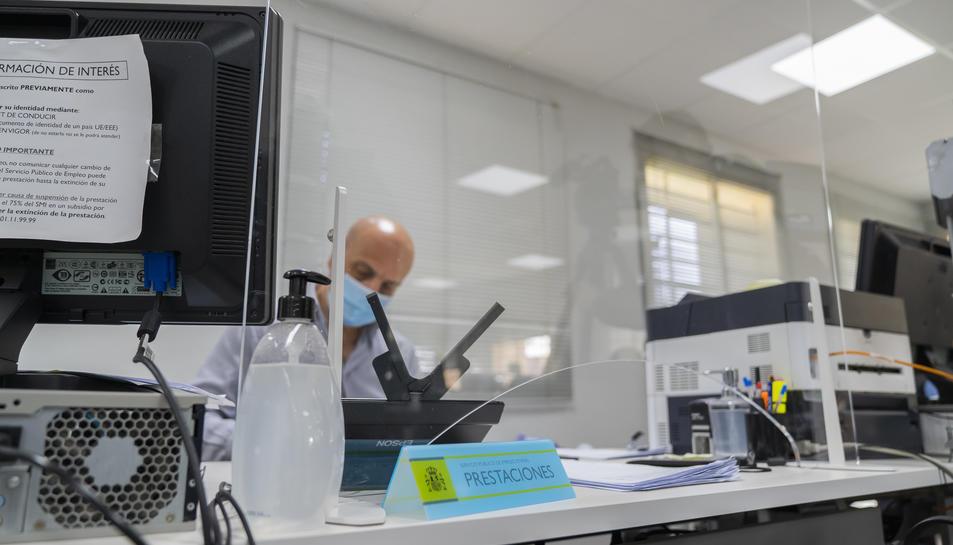 Oficina SOC, Tarragona, atur, ERTE, ERE, laboral, lloc feina, treball, Servei Públic d'Ocupació de Catalunya