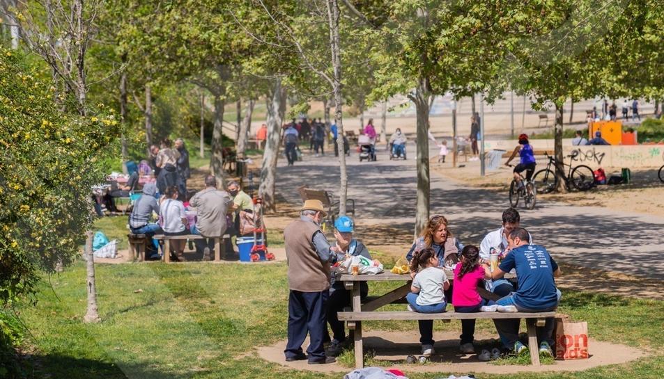 Celebració del Dilluns de Pasqua a Tarragona (I)