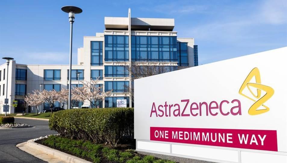 Una de las sedes de la farmaceútica AstraZeneca en EEUU.