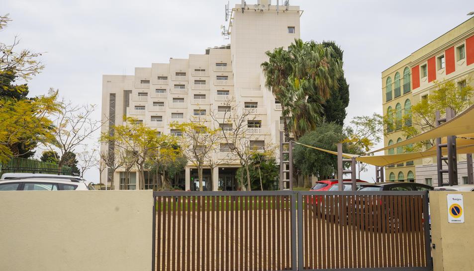 Imatge de la Residència de Gent Gran la Mercè, que actualment compta amb 114 places.