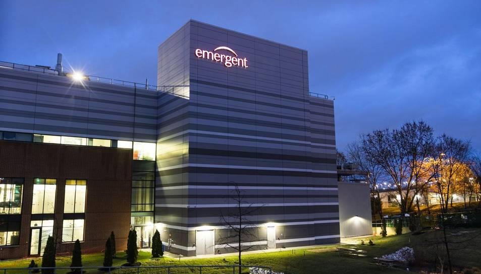 Fàbrica d'Emergent a Baltimore.