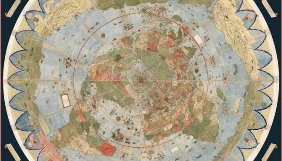 El mapamundi complet.