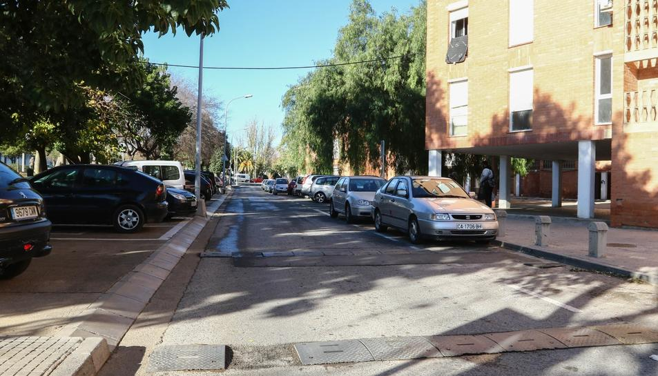 Imatge d'arxiu de la zona de Mas Pellicer.