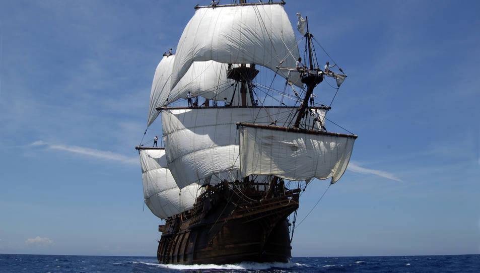 L'embarcació arribarà dimecres a la ciutat.
