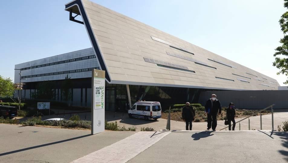Imatge de l'Hospital Sant Joan de Reus.