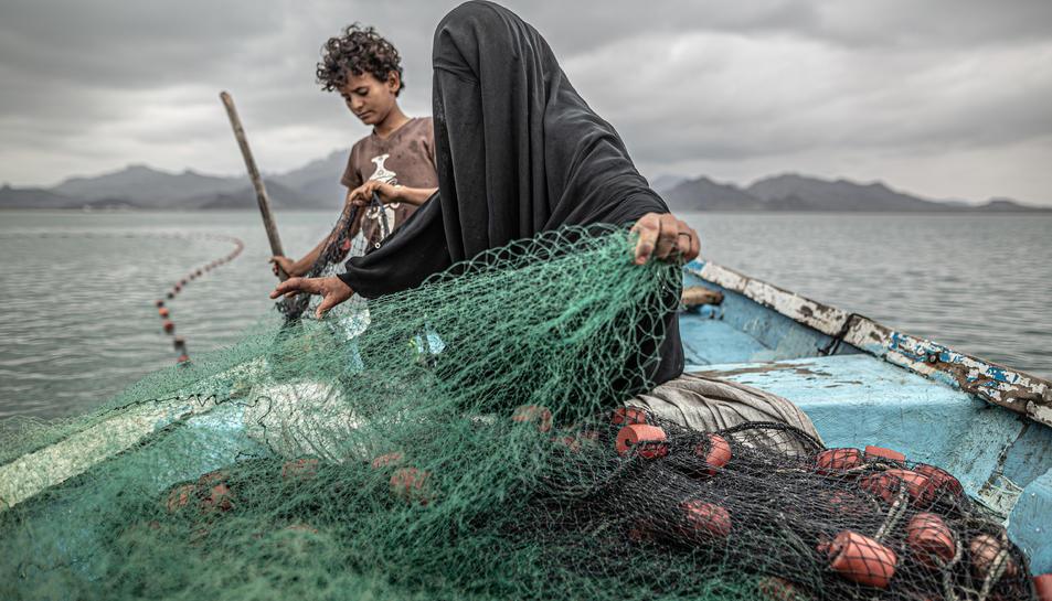 Fotografia de Pablo Tosco 'Yemen: Hunger, Another War Wound'.