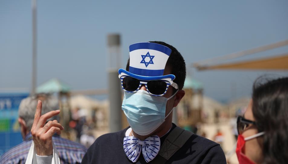 Imatge d'arxiu d'un israelià.