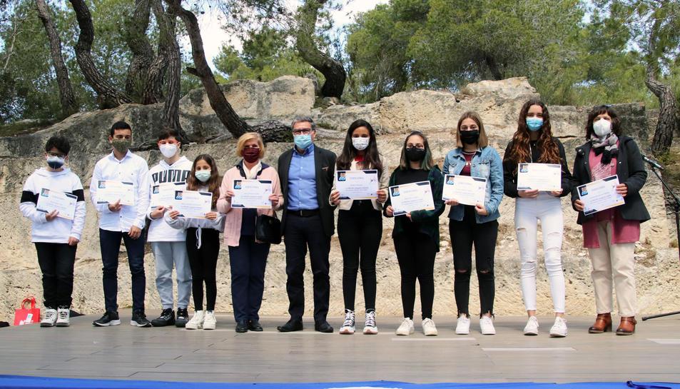 Els guanyadors del 8è concurs literari Roca Plana
