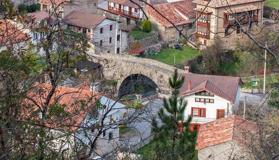 Imatge d'arxiu del municipi de Rionansa.