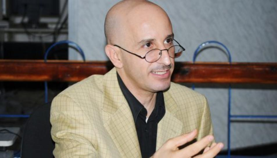 Imatge d'arxiu de Said Djabelkheir.