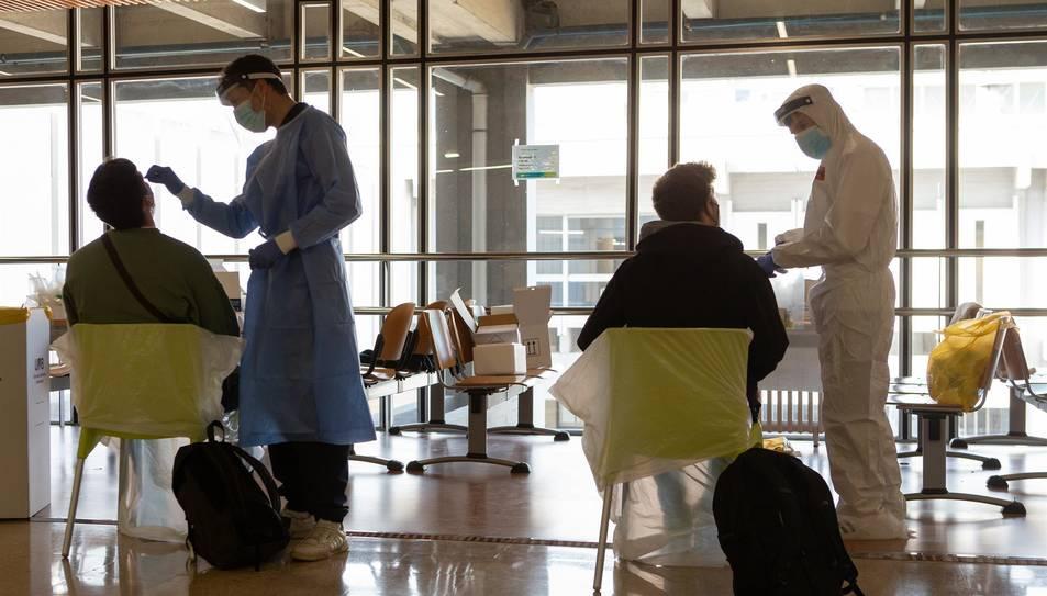 L'estudi ha comptat amb la participació de 127 pacients de la primera onada de la pandèmia.
