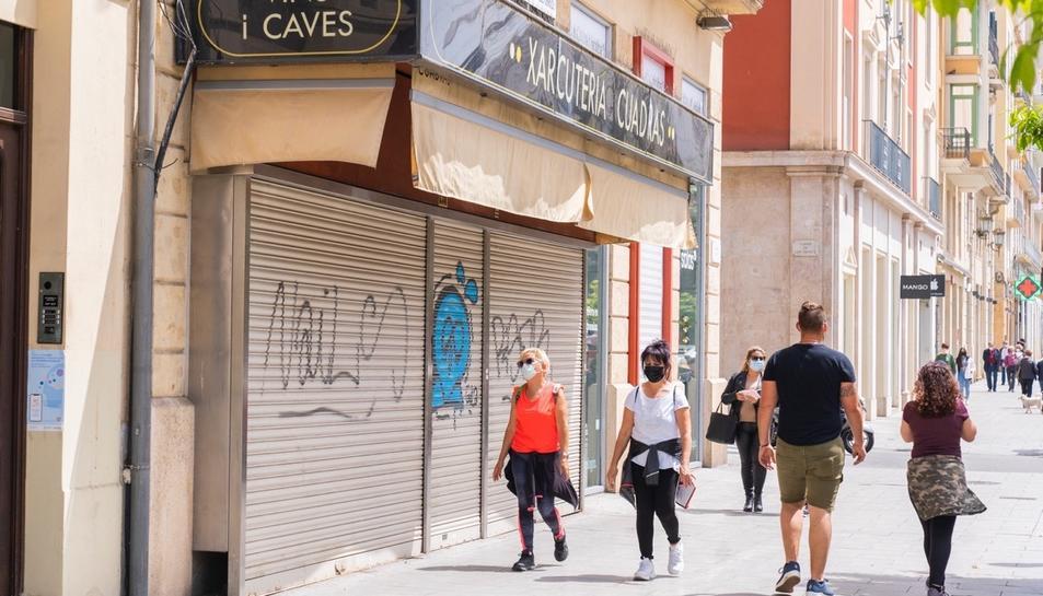 Imatge d'un local en lloguer a Tarragona.