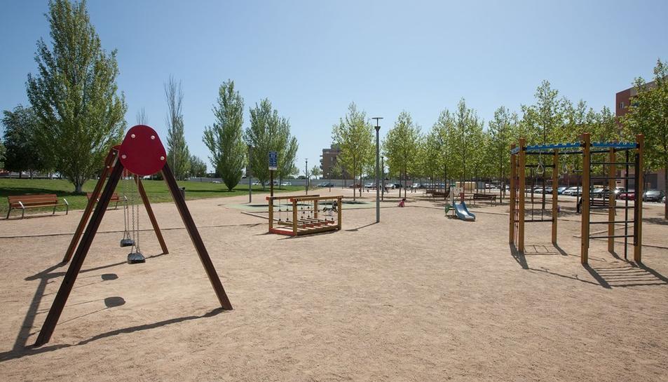 Imatge del Parc dels Aragalls.