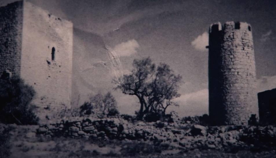 La víctima va ser trobada al Castell d'Ulldecona.