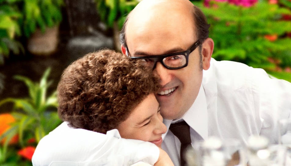 Un fotograma de la pel·lícula de Fernando Trueba 'El olvido que seremos'.