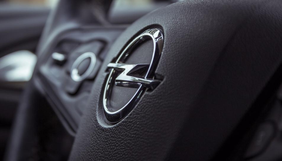 Imatge d'arxiu de la marca Opel.