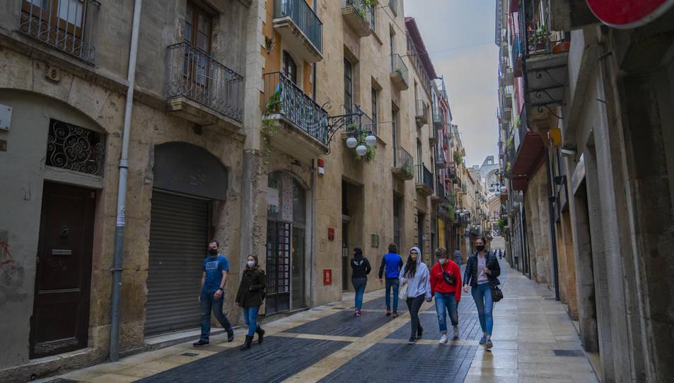 A la Part Alta es concentren la majoria de pisos turístics.