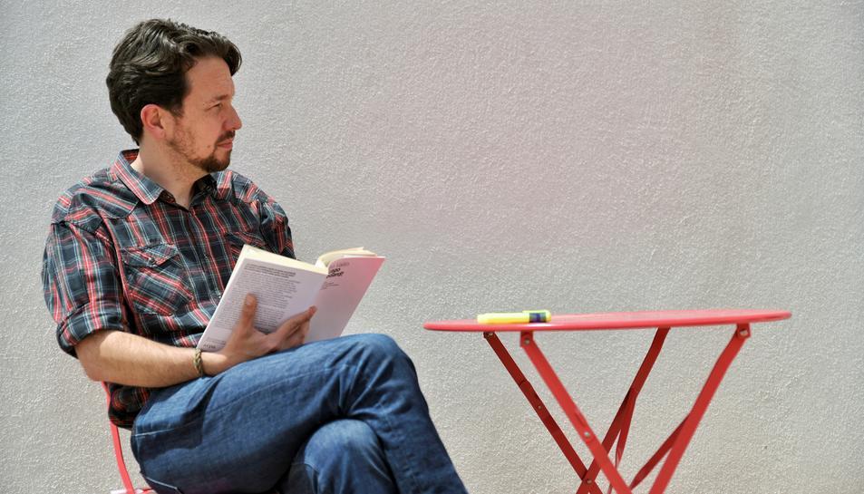 Imatge de l'exsecretari de Podemos.