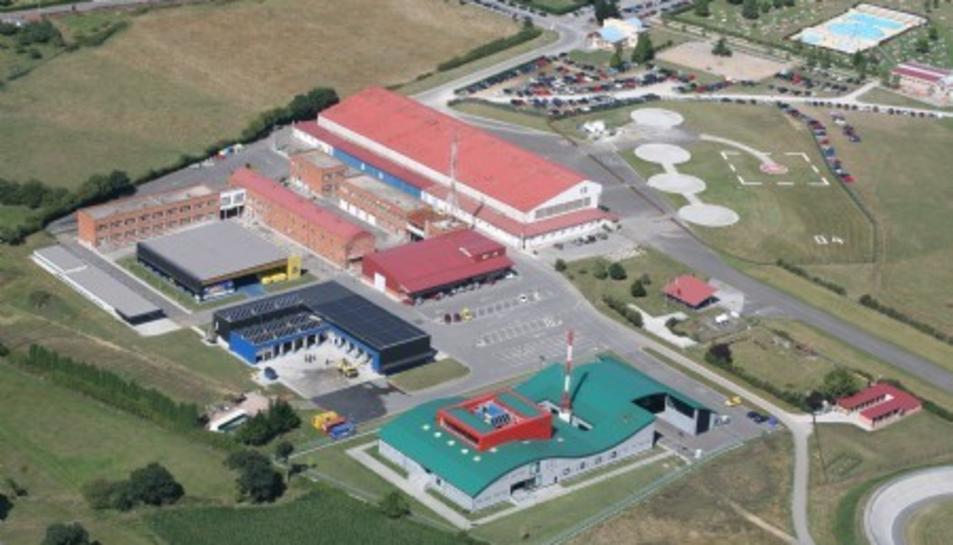 Imatge de les instal·lacions del 112 asturià.