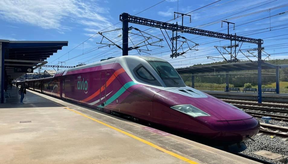 AVLO, Camp de Tarragona, tren, AVE, alta velocitat, Secuita, Perafort, estació, low cost, renfe