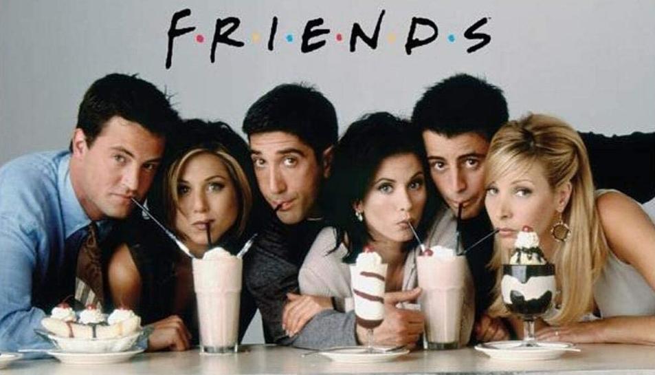Imatge de 'Friends'.