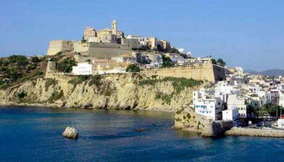 Imatge de Dalt Vila, a Ibiza.