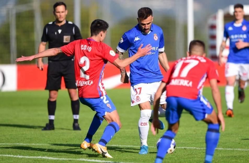 Dioni, amb el '17' a la samarreta durant un partit d'aquesta temporada amb la Cultural.