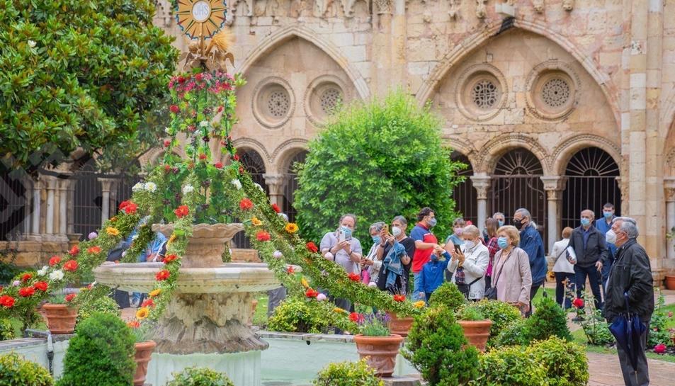 El tradicional acte 'Ou com Balla' Tarragona 2021