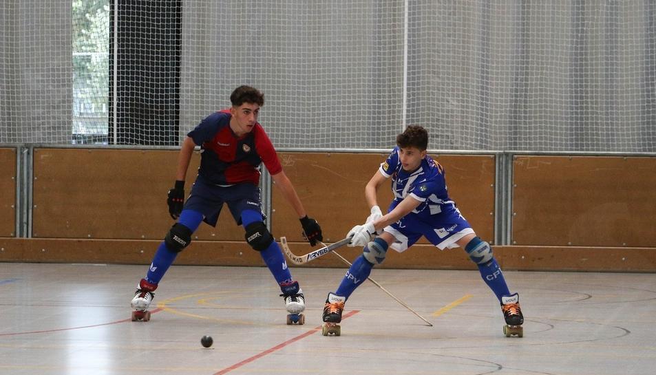 El Campionat de Catalunya d'Hoquei a Vila-seca (1)