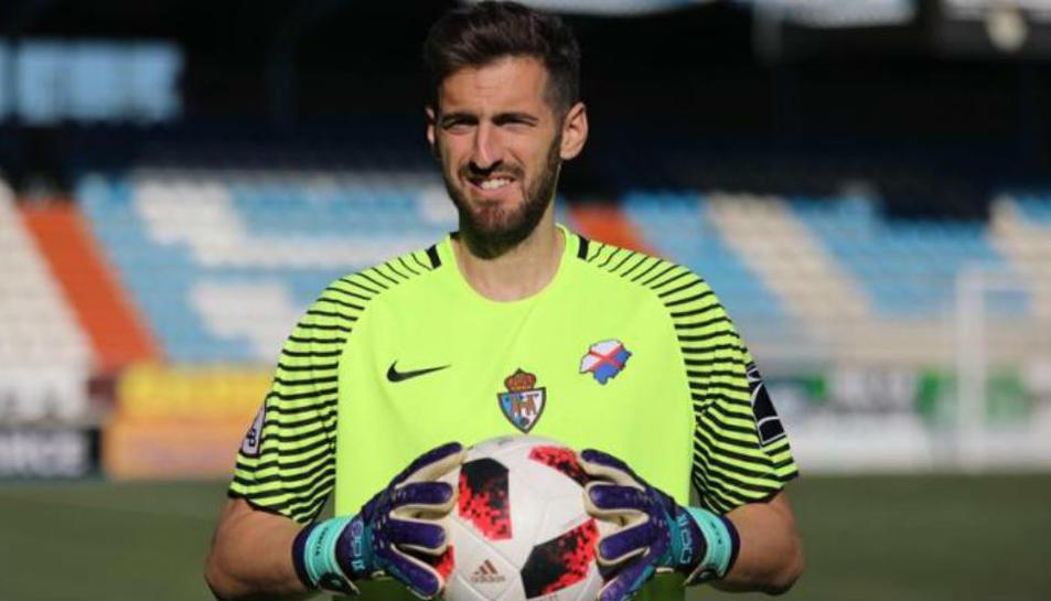 Manu García va formar part de la plantilla de la Ponferradina durant les tres últimes temporades.