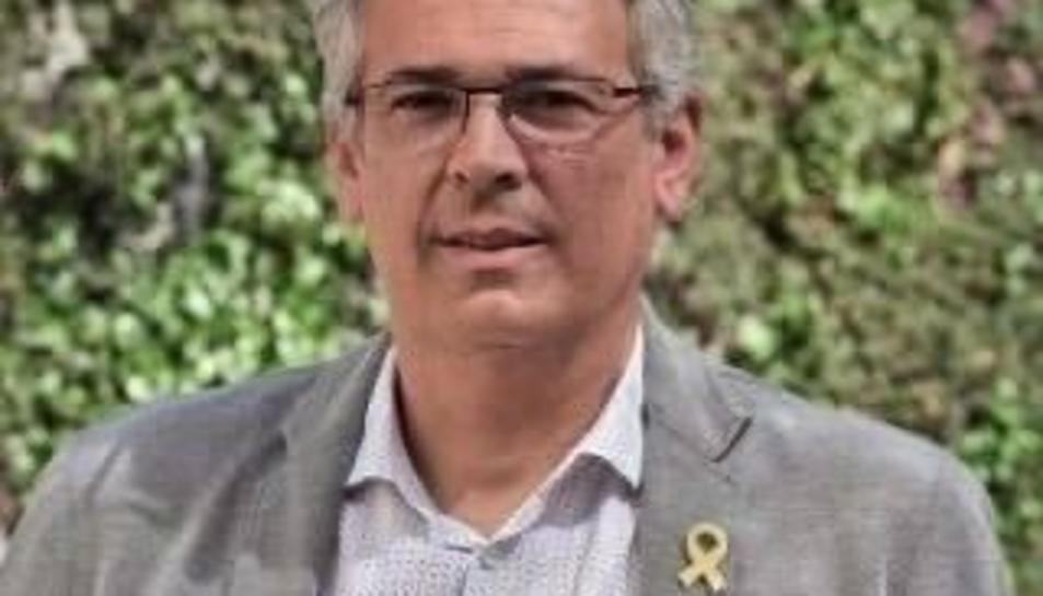 Imatge de Jordi Sendra, de Junts per Catalunya.