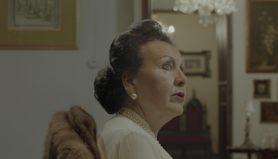 Una imatge del film 'Destello bravío'.