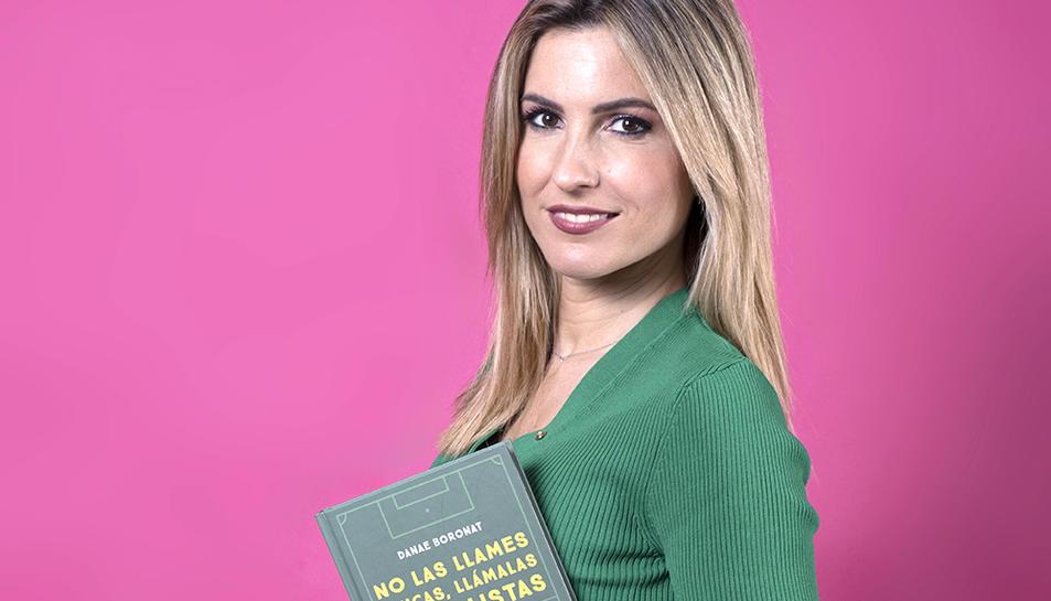 La periodista tarragonina, Danae Boronat.