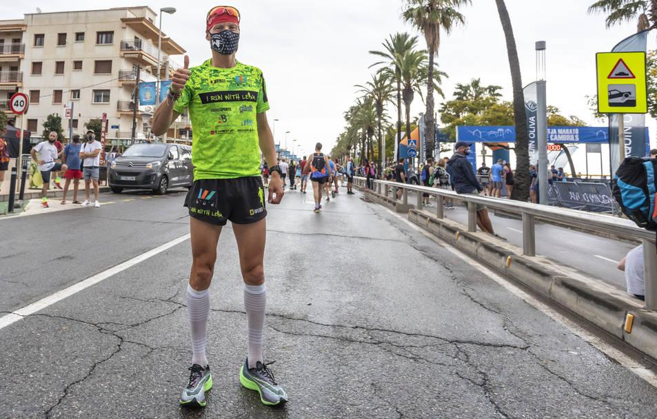 Jaume Leiva, vencedor de la prova-