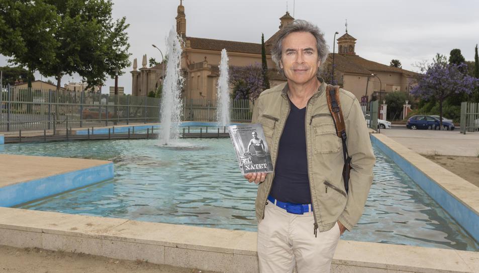 Josep Marsals Sans a Reus dimecres passat.