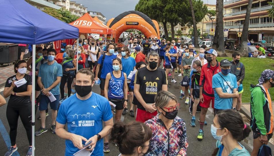La Mitja Marató de Cambrils