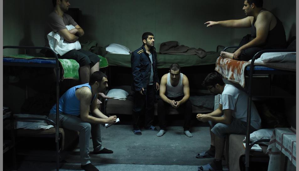 Una escena de la pel·lícula 'La vida de los demás'.