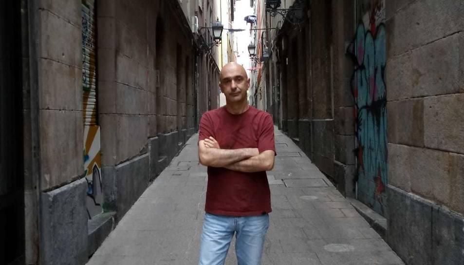 Javier Díez Carmona, en una imatge recent.