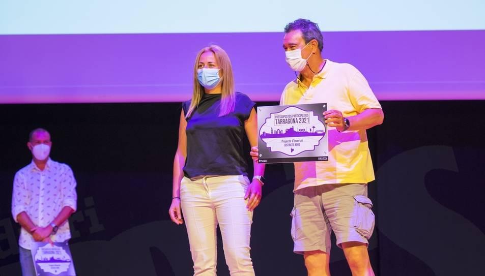 Projectes guanyadors dels pressupostos participatius de Tarragona