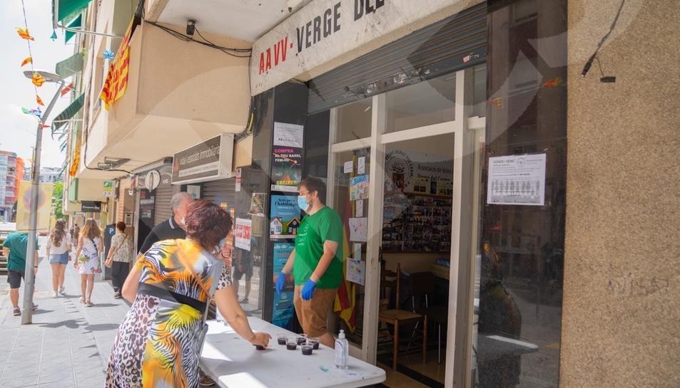 Les festes del barri de la Verge del Carme de Tarragona es tornen a fer dos anys després