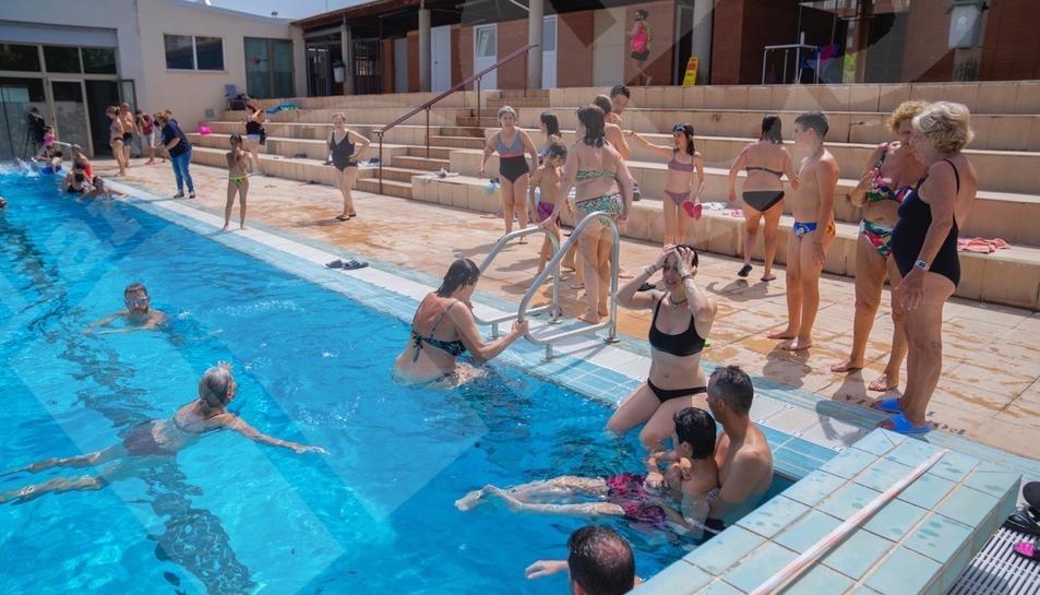 Jornada del Mulla't en el Reus Deportiu