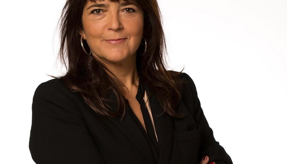 Imatge de la periodista Coia Ballesté.