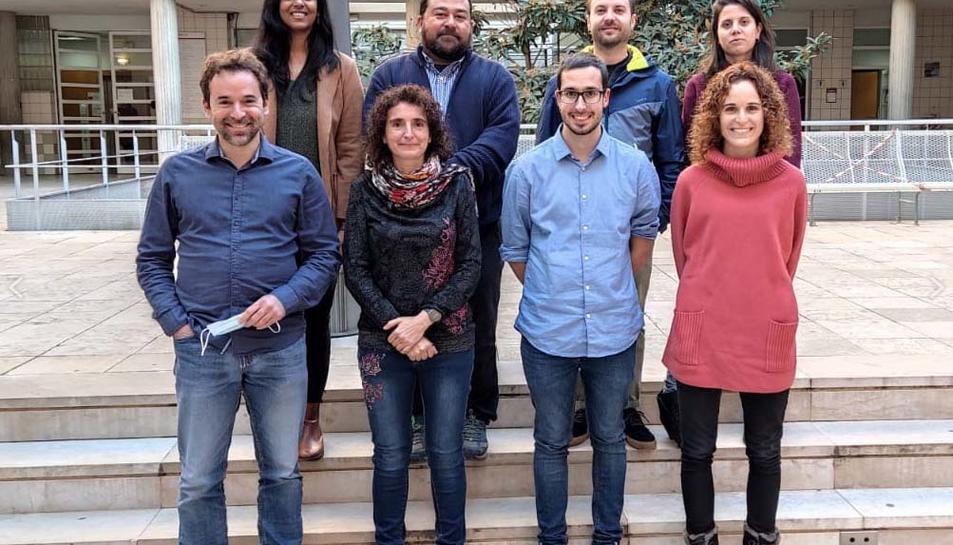 El grup en Nutrició i Malalties Metabòliques (NuMeD) de la URV.