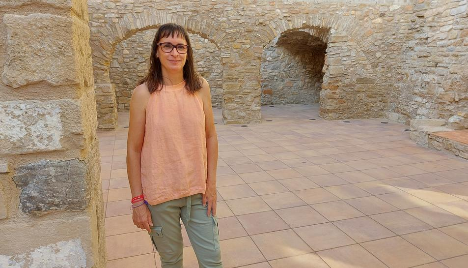 Victòria Cañís és investida primera alcaldessa de la història de Sarral