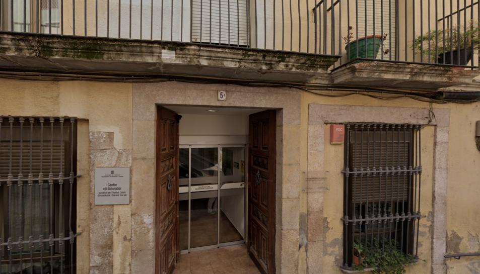 La residència Montserrat Cuadrada de Valls.