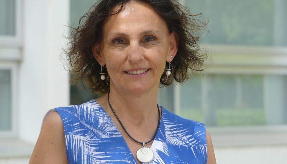 Itziar Ruisánchez, directora del departament de Química Analítica i Química Orgànica.