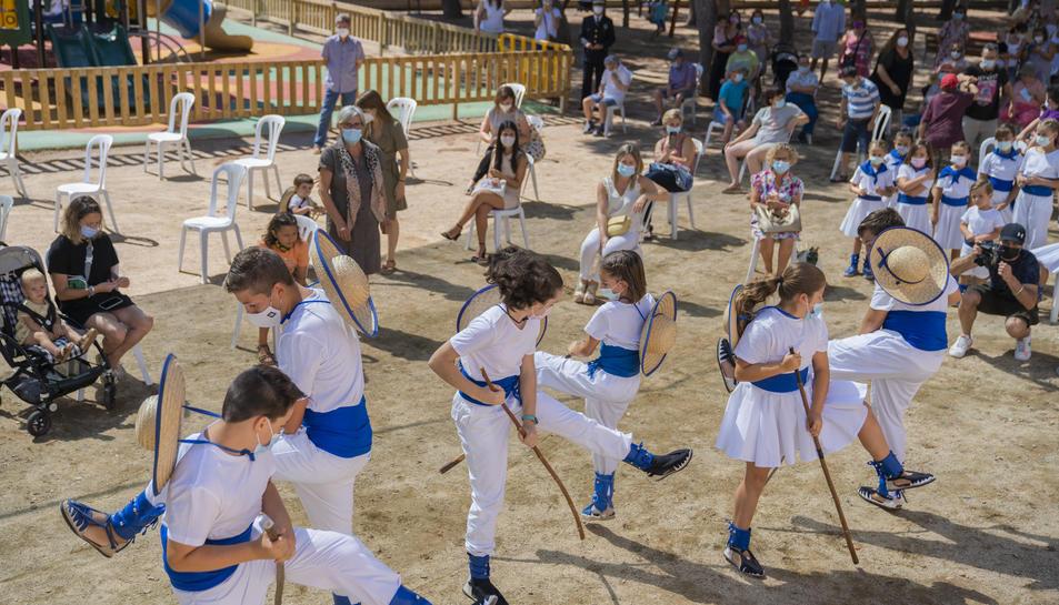 El Seguici posa el punt final a la Festa Major de Constantí