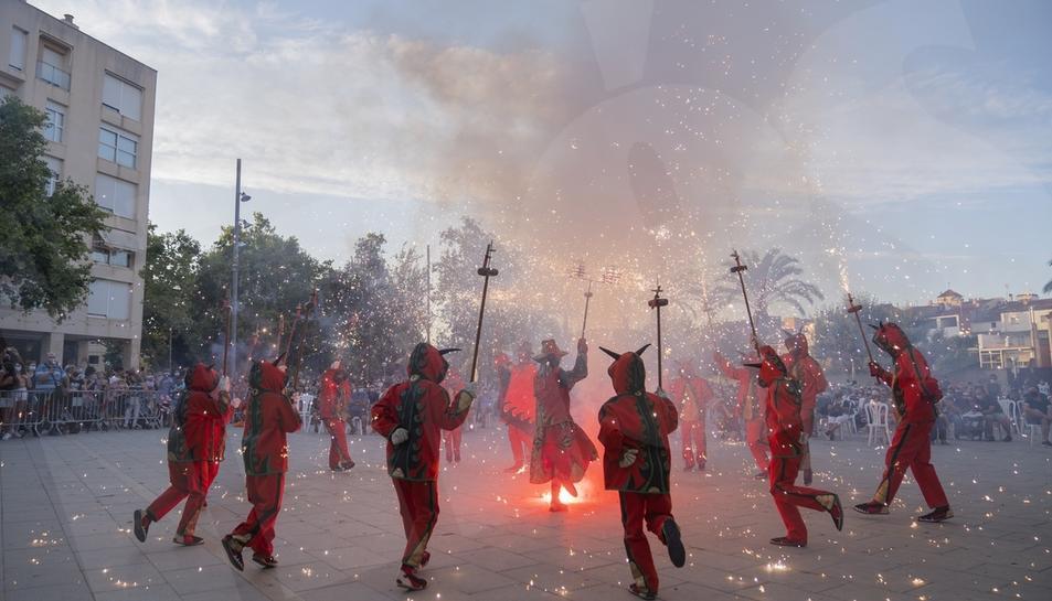 Fiesta Mayor de Verano de la Pineda, Vila-seca